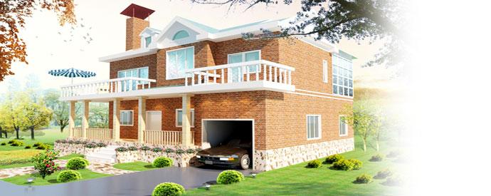 小车库家庭钢结构