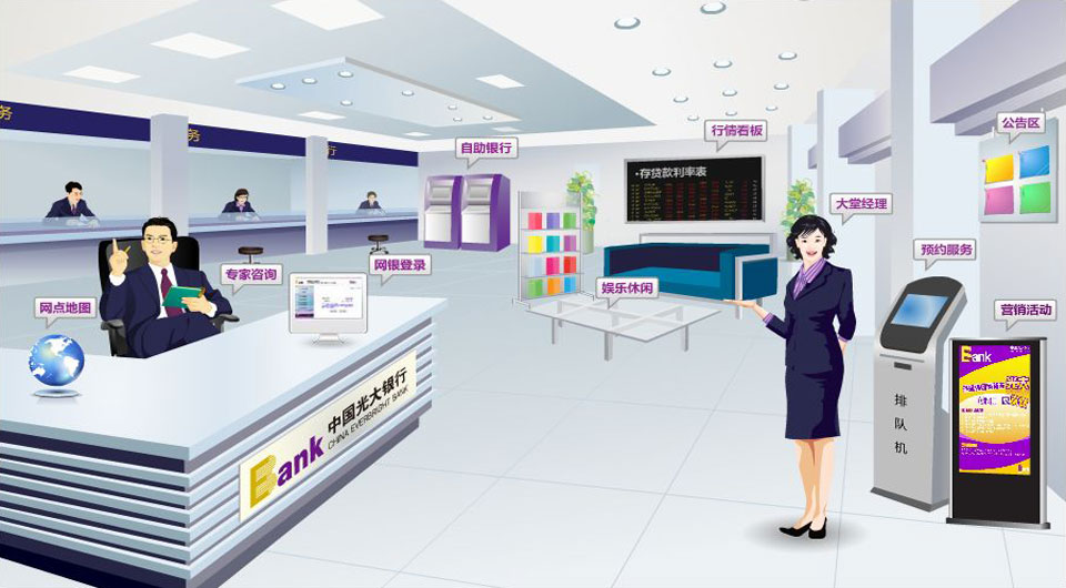 银行高清视频监控系统安装设计、功能应用与设备选配方案