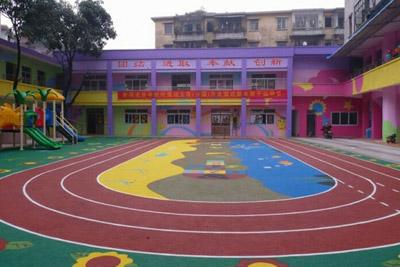 重庆幼儿园操场监控