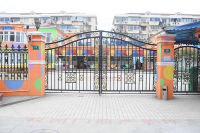重庆幼儿园大门监控