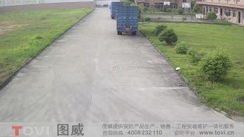 200万像素-清远某工厂内各通道超高清视频监控效果录像演示