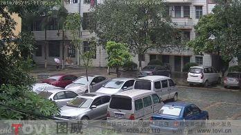 100万像素-某停车场高清视频监控演示视频