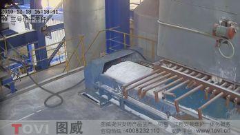 100万像素-氧化铝厂皮带秤数字高清视频监控录像演示