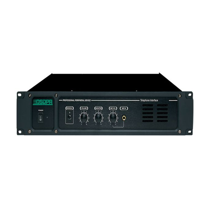 图威安防商城提供迪士普 PC1018T 市话接口在线咨询与销售,迪士普 PC1018T 市话接口的效果与评测请与客服联系咨询。 迪士普 PC1018T 市话接口是迪士普项目类机型,涉及到工程项目备案保护迪士普项目机型产品需要订购,出货时间约1~7个工作日,如需购买请联系客服。 一、产品简介 具有自动转接电话和自动挂机的功能 可形成电话会议系统 转接电话的同时可对其它设备提供激活信号 可以通过分机接口修改电话接入密码 可通过PC远程控制 交流220V或110V和直流24V三种工作电压任意选择 二、订货型号